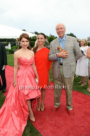 Jean Shafiroff, Georgina Bloomberg, Robert McCann