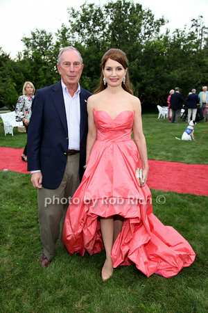 Michael Bloomberg, Jean Shafiroff