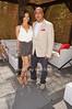 Juhie Kalra and Irfan Verjee<br /> photo by Rob Rich/SocietyAllure.com © 2014 robwayne1@aol.com 516-676-3939
