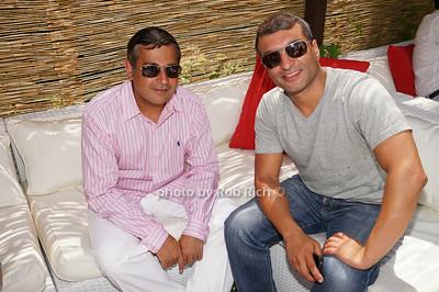 Sanjay Motwani and Nick Bhalla photo by Rob Rich/SocietyAllure.com © 2014 robwayne1@aol.com 516-676-3939