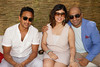 Samir Khare, Aliah Lalani, Vinit Soni<br /> photo by Rob Rich/SocietyAllure.com © 2014 robwayne1@aol.com 516-676-3939