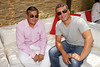 Sanjay Motwani and Nick Bhalla<br /> photo by Rob Rich/SocietyAllure.com © 2014 robwayne1@aol.com 516-676-3939