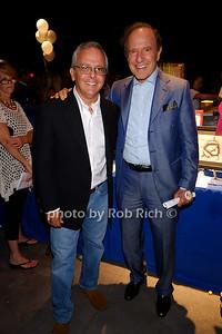 Mike Lupica and Morte Zuckerman  photo by Rob Rich © 2014 robwayne1@aol.com 516-676-3939