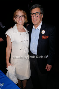 Pamela Title and David Andelman  photo by Rob Rich © 2014 robwayne1@aol.com 516-676-3939