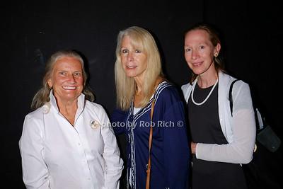 Connie Fitzgerald, Bonnie McEneaney, Mary Rosser  photo by Rob Rich © 2014 robwayne1@aol.com 516-676-3939