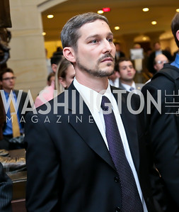 "Producer Roger Sorkin. Photo by Tony Powell. ""The Burden"" Screening and Reception. US Capitol Visitors Center. July 24, 2014"