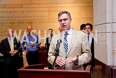 "Rep. Scott Peters. Photo by Tony Powell. ""The Burden"" Screening and Reception. US Capitol Visitors Center. July 24, 2014"