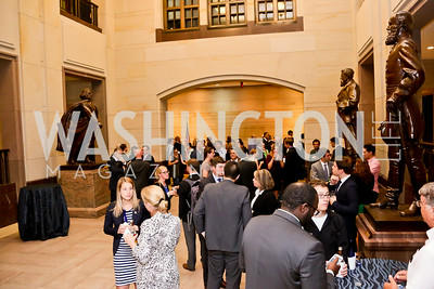 "Photo by Tony Powell. ""The Burden"" Screening and Reception. US Capitol Visitors Center. July 24, 2014"