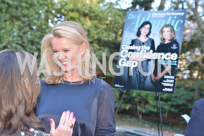 Katty Kay, The Confidence Code, by Katty Kay and Claire Shipman, Book Party, April 21st, 2014, Photo by Ben Droz