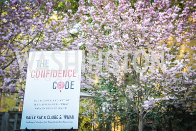 The Confidence Code, by Katty Kay and Claire Shipman, Book Party, April 21st, 2014, Photo by Ben Droz