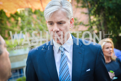 David Gregory, The Confidence Code, by Katty Kay and Claire Shipman, Book Party, April 21st, 2014, Photo by Ben Droz