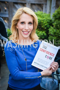 Dana Bash, The Confidence Code, by Katty Kay and Claire Shipman, Book Party, April 21st, 2014, Photo by Ben Droz