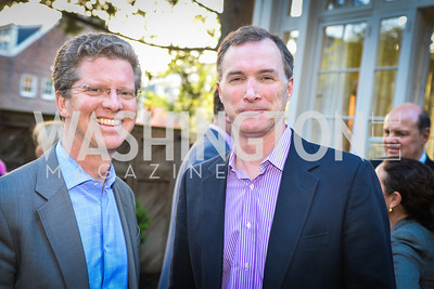 Shawn Donovan,  Tim Hardart, The Confidence Code, by Katty Kay and Claire Shipman, Book Party, April 21st, 2014, Photo by Ben Droz