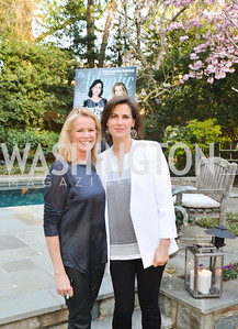 Katty Kay, Claire Shipman,, The Confidence Code, by Katty Kay and Claire Shipman, Book Party, April 21st, 2014, Photo by Ben Droz