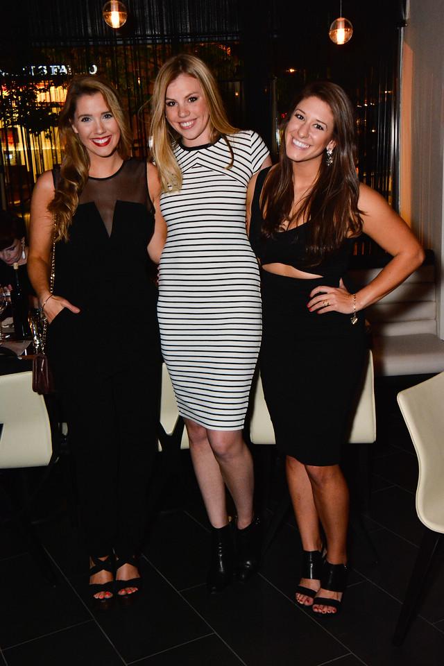 Kelsey Labrot, Nicole Mills, Stephanie Vogel