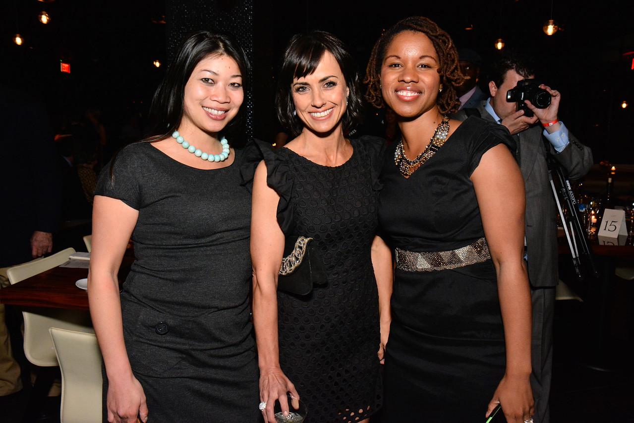 Kristina Wong, Constance Zimmer, Keisha Thompson