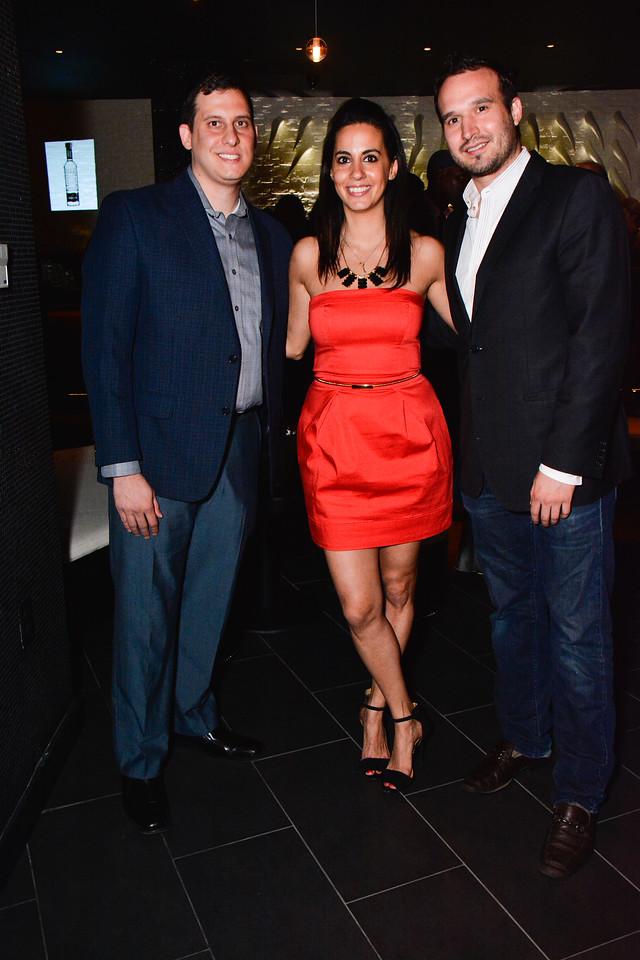 John Martellaro, Stacey Perrone, Eric Lund