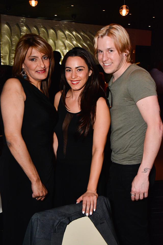 Kuki Morgana, Francesca Galloway, Hunter Barnes