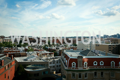 Photo by Tony Powell. The Embassy Row Hotel Rooftop Opening. July 16, 2014