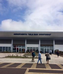 EC 12 16 005 Arrival Isla San Cristobal