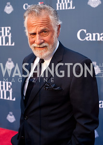 "Jonathan Goldsmith aka "" The Most Interesting Man in the World"" gives his signature look"