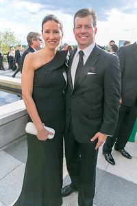 Ann Kane, Richard Kaane. Photo by Alfredo Flores. The Kennedy Center Spring Gala. Kennedy Center. May 4, 2014.