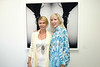 Daniela Zahrabnikova and Artist Lori Cuisinier<br /> photo by Rob Rich/SocietyAllure.com © 2014 robwayne1@aol.com 516-676-3939