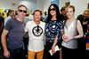 Christain Ragnersson, Steve Baum, Jennifer McLaugchlen, and Ann Holcomb<br /> photo by Rob Rich/SocietyAllure.com © 2014 robwayne1@aol.com 516-676-3939