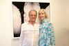 Anthony Hoberman and  Artist Lori Cuisinier<br /> photo by Rob Rich/SocietyAllure.com © 2014 robwayne1@aol.com 516-676-3939