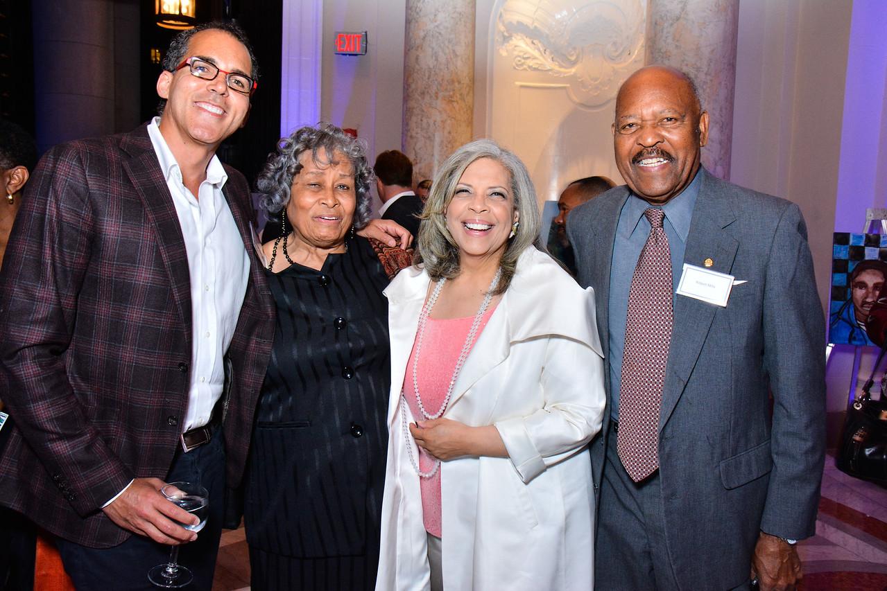 James Forman; LaVerne Mills; Patti Austin; Robert Mills
