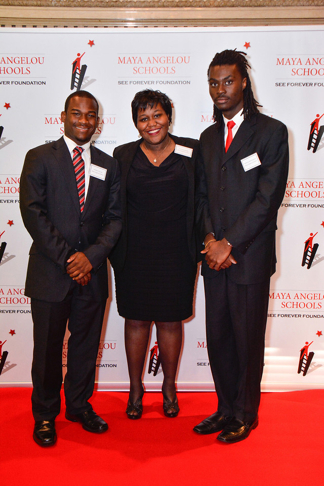 Antwone Dorsey; Geraldine Bolden; Anthony Whittingham