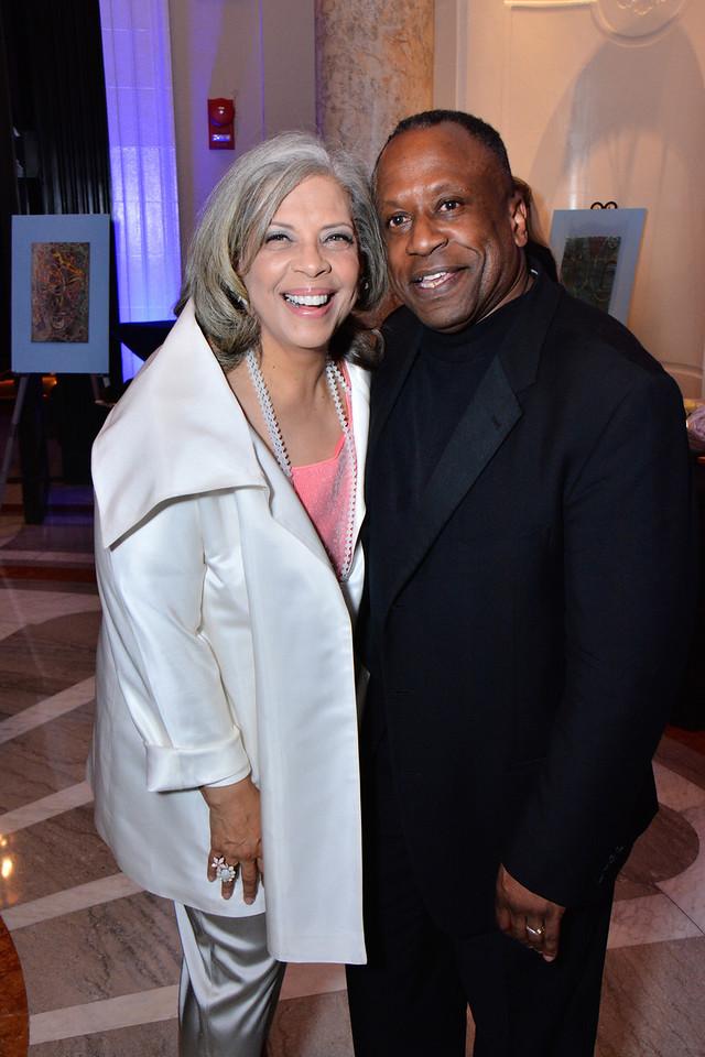 Patti Davis; J. Robby Gregg, Jr.
