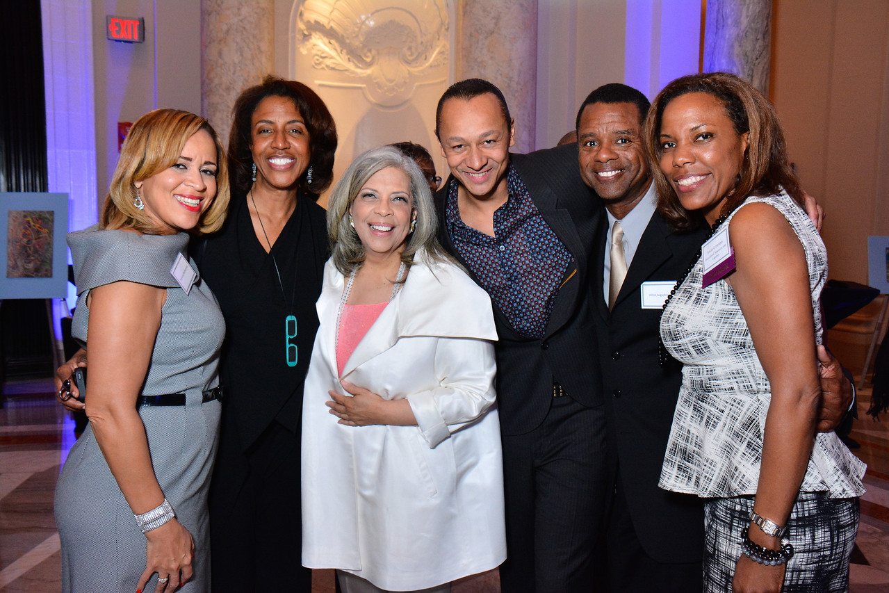 Shalamar Muhammad; Carla Sims; Patti Austin; Frederic Yonnet; Hilton Augustine; Stacee Crittenden