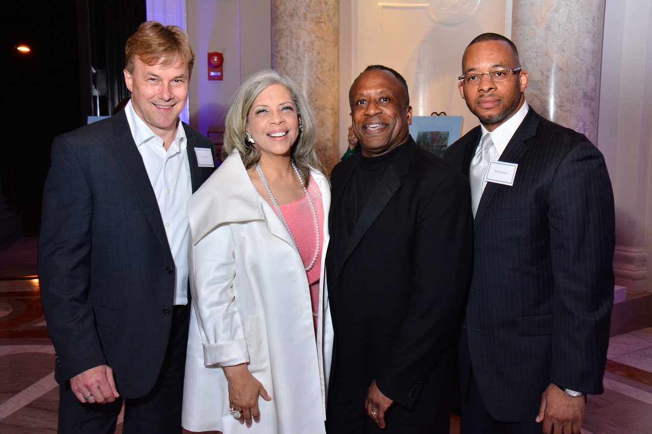 Andy Travers; Patti Austin; J. Robby Gregg, Jr.; Dell Chambers