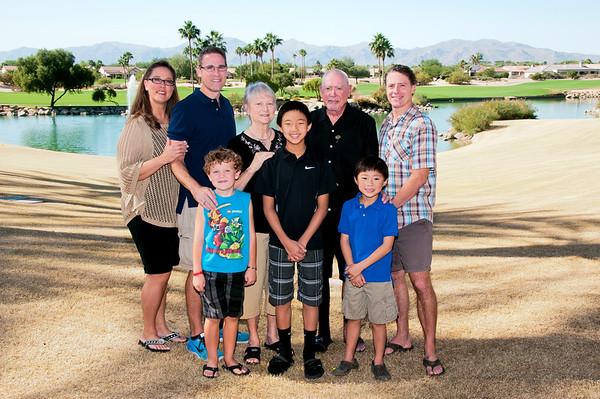 The Meuhling Family