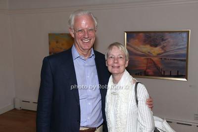Allen MacDonald, Pam Flaherty
