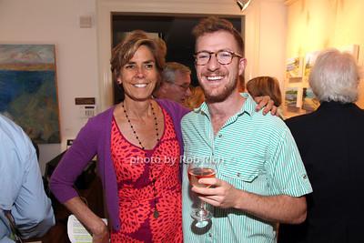 Nancy Kelley, Simon Bordwin