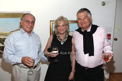 Michael Senft, Marilyn Goldstein, Martin Gershon