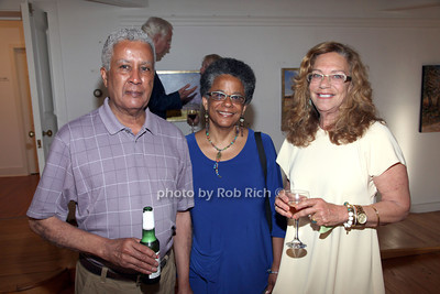 John Pinder Hughes, Victoria Pinder Hughes, Bobbie Braun