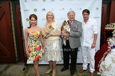 Jean Shafiroff, Jewel Morris, David Frei, Prince Lorenzo Borghese