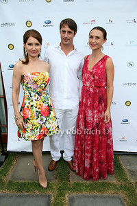 Jean Shafiroff, Prince Lorenzo Borghese, Georgina Bloomberg