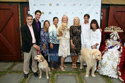 Bill Berloni, David Crouch, Diana Wegner, Abana Jacobs, Jewel Morris, Debi Boeis, Prince Lorenzo Borghese, Marie Shelto