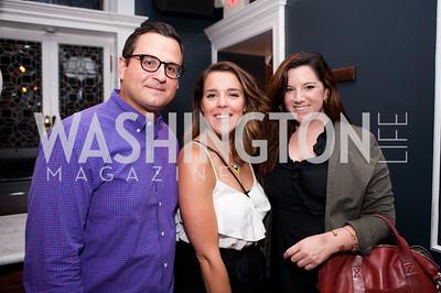 DJ Kapson, Allison Brill, Lauren Morrison