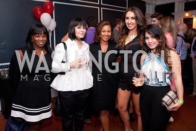 Jeanique Riche, Natalya Yakushenko, Farrah Holder, Mariam Assadian, Rose Figueroa