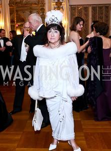 Lora Matros. Photo by Tony Powell. The Russian Ball. Cosmos Club. January 11. 2014