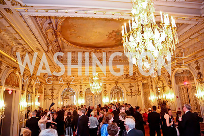 Photo by Tony Powell. The Russian Ball. Cosmos Club. January 11. 2014