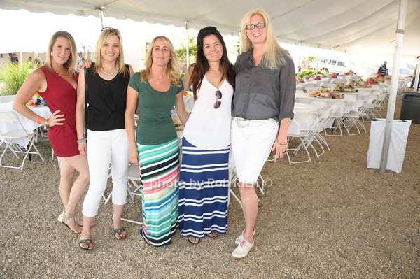 Aimee Brennan, Theresa Fichera, Carla Vollbehr, Jennifer Dutton, Mary Beth Lombardi<br /> photo by Rob Rich/SocietyAllure.com © 2014 robwayne1@aol.com 516-676-3939