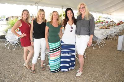 Aimee Brennan, Theresa Fichera, Carla Vollbehr, Jennifer Dutton, Mary Beth Lombardi photo by Rob Rich/SocietyAllure.com © 2014 robwayne1@aol.com 516-676-3939
