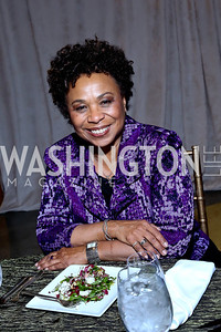 "Rep. Barbara Lee. Photo by Tony Powell. ""The Tallest Tree in the Forest"" Opening Night Dinner. January 16, 2014"