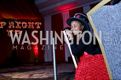 Alisa Daniel. Photo by Tony Powell. 5th Annual Wacky and Whimsical Tea for THEARC. Ritz Carlton. March 9, 2014